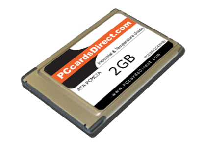 2GB PC Card