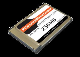 256MB PCMCIA Type II ATA
