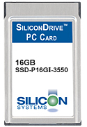 SiliconSystems Storage cards