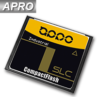 APRO Compact Flash Industrial Temperature Cards